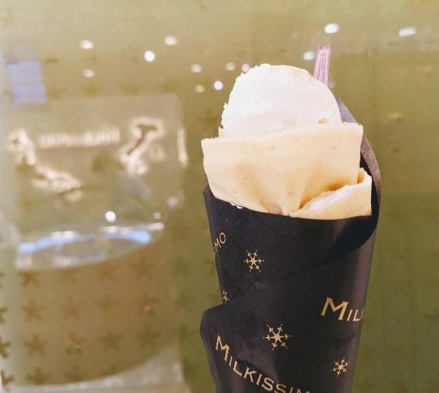 MILKISSIMO名古屋パルコ店 北海道チーズティークレープ