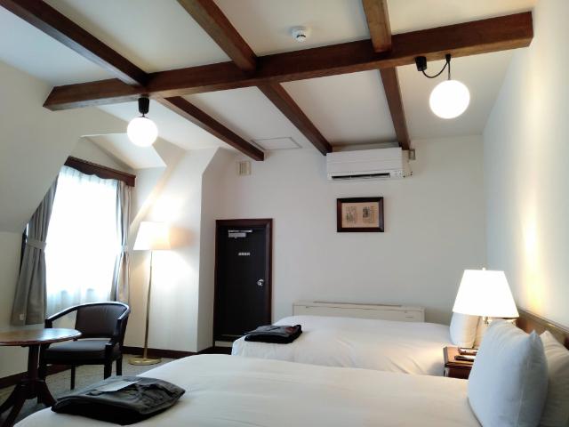 松本ホテル花月客室