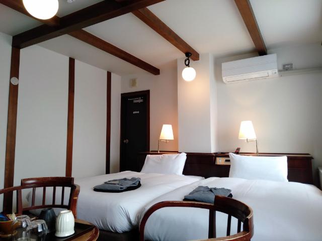 松本ホテル花月客室4