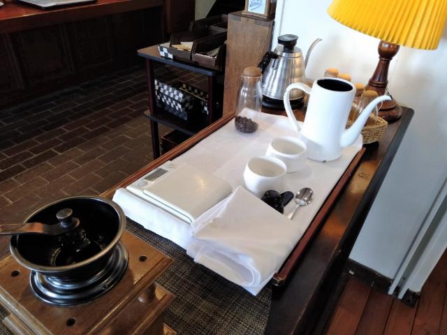 松本ホテル花月喫茶室3