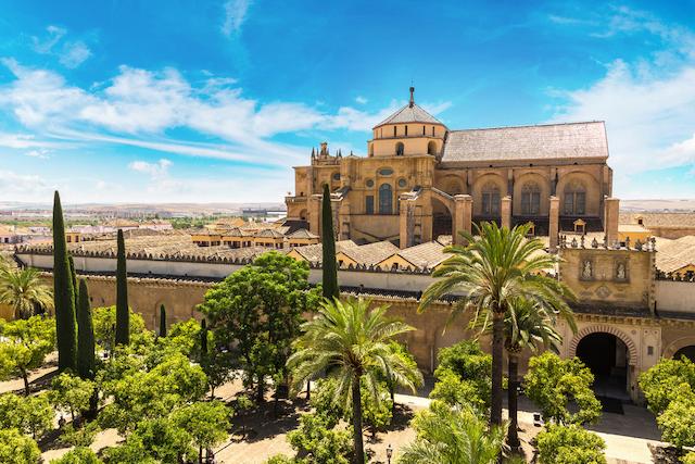 スペイン・メスキータ・コルドバ大聖堂