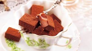 生チョコレート ダージリン