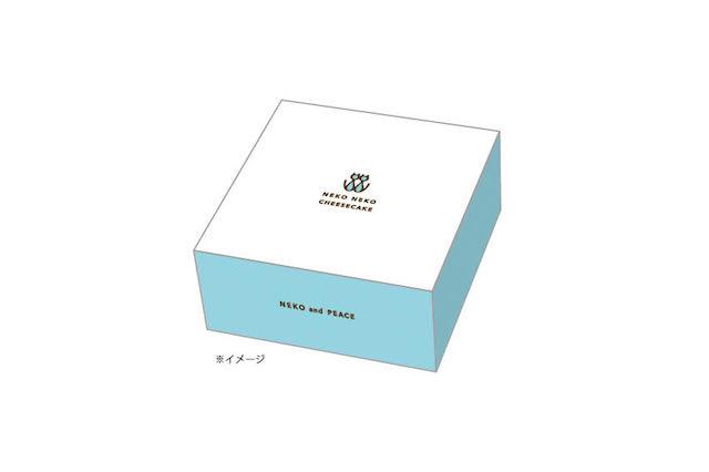 ねこねこチーズケーキ BOX