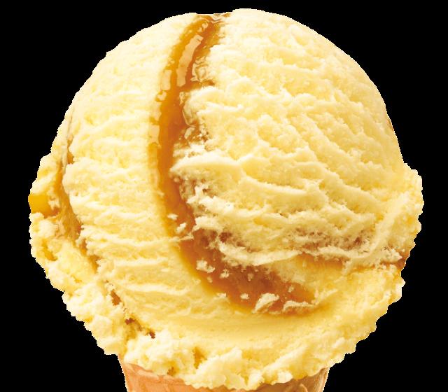 サーティワン アイスクリーム キャラメルリボン