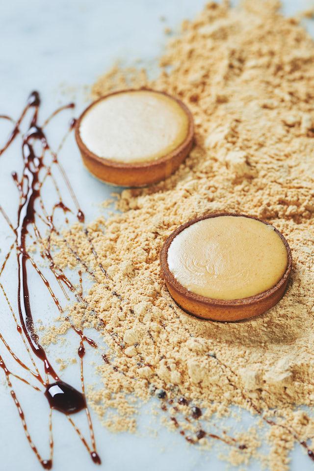 アロマ生チョコタルト きな粉もち黒みつ