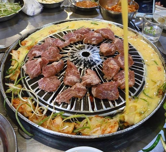 釜山カルメギ
