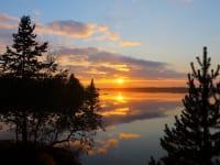 フィンランド・イナリ湖
