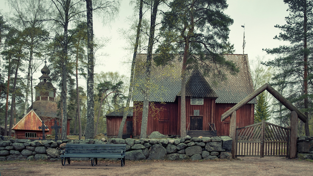 フィンランド・セウラサーリ島