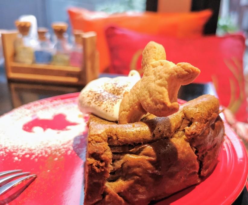 古民家Cafe cojica ケーキの鹿さんクッキー