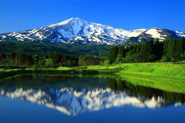 秋田県・鳥海山