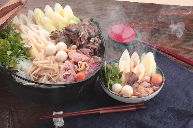 きりたんぽ鍋1