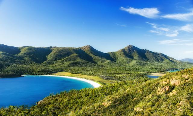 オーストラリア・タスマニア