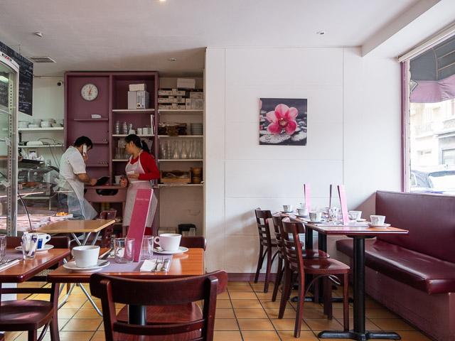 レバノン料理店
