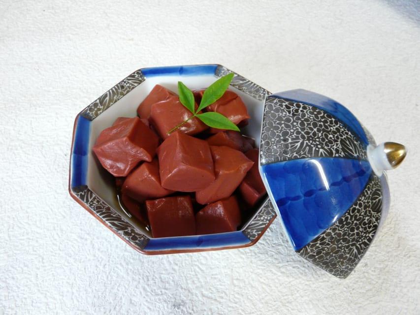 赤こんにゃく乃利松食品