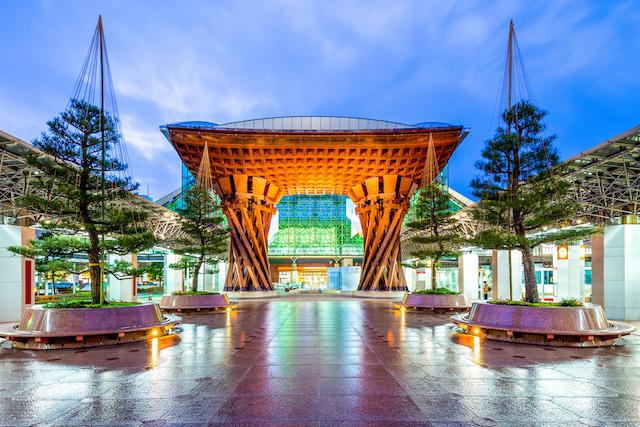 石川県金沢市