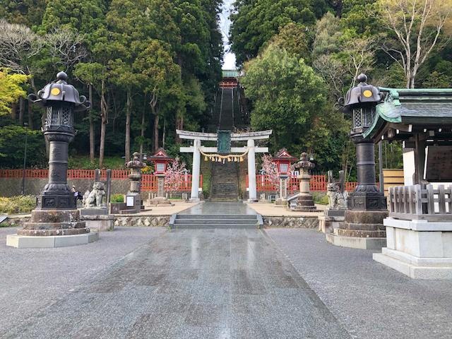 宮城県・鹽竈神社