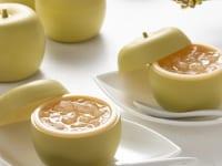 二十世紀梨ゼリー感動です 寿製菓