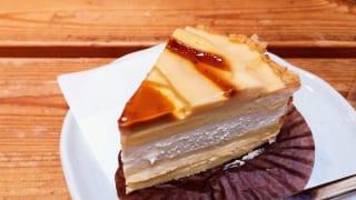 旬作菓子工房木風 プリンケーキ
