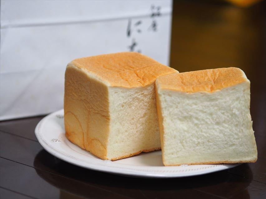 銀座に志かわ 食パン
