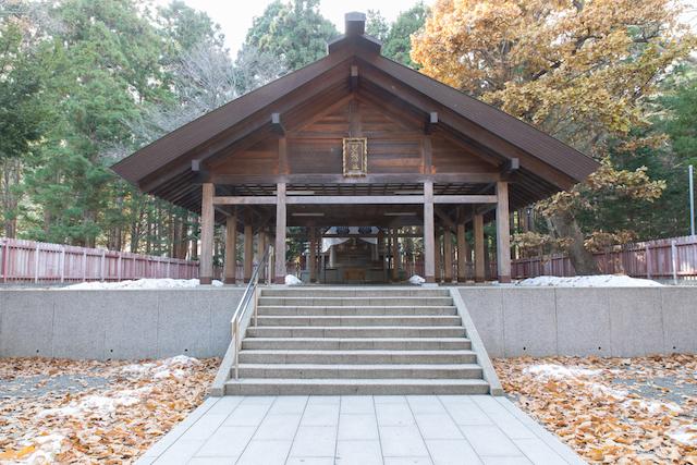 北海道神宮・開拓神社