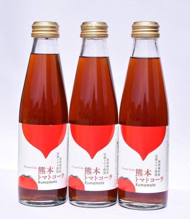 熊本・トマトコーラ