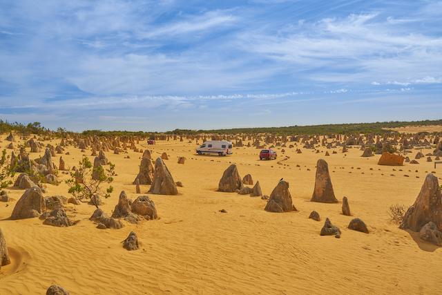 オーストラリア・ナンブング国立公園