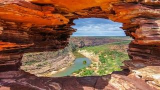 オーストラリア・カルバリ国立公園