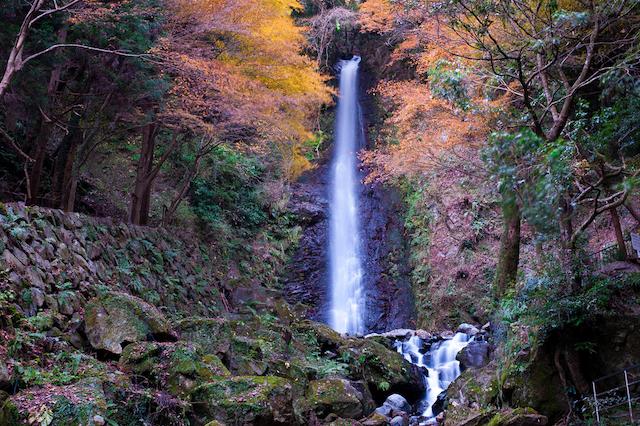 岐阜県・養老の滝