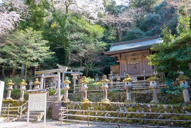 岐阜県・伊奈波神社