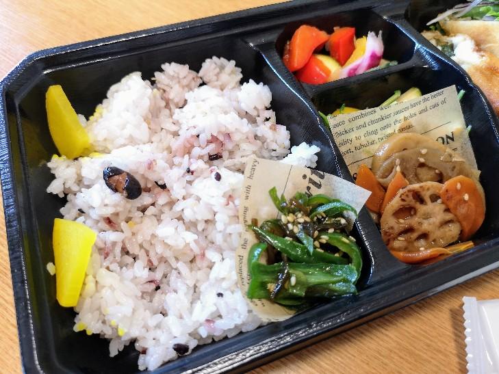奈良オモテナシ食堂 からだ想いのお弁当