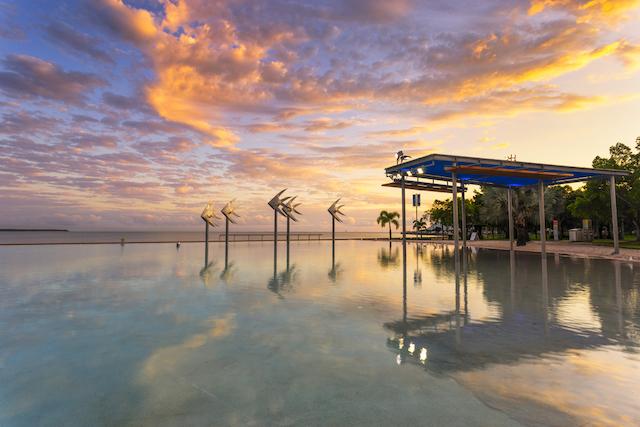 オーストラリア・ビーチ