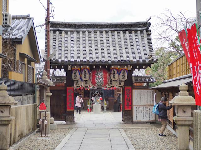 京都府京都市・石像寺