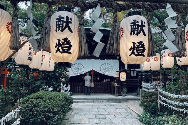 大阪府大阪市・堀越神社