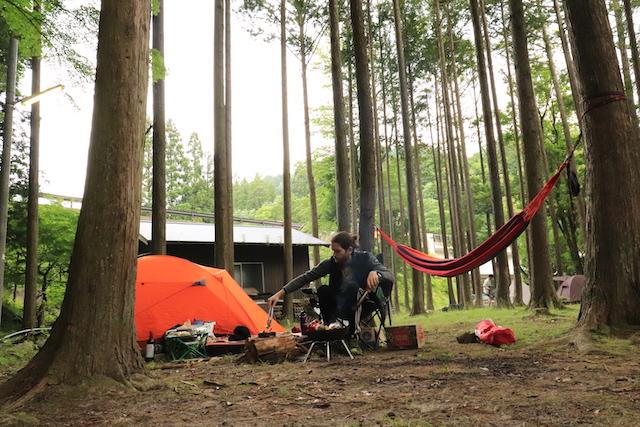 キャンプtop