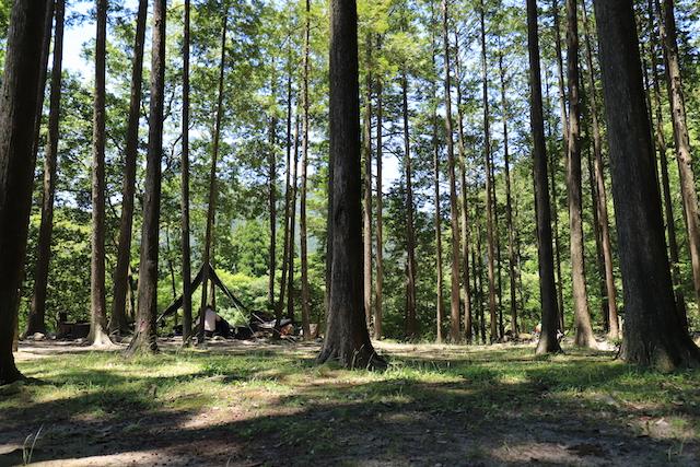 池田キャンプ場