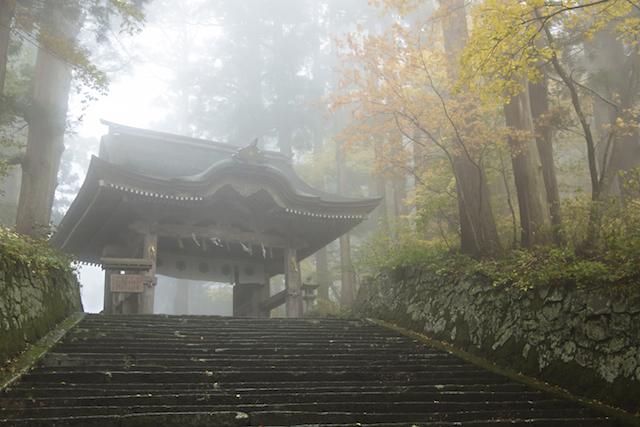 大神山神社 奥宮1