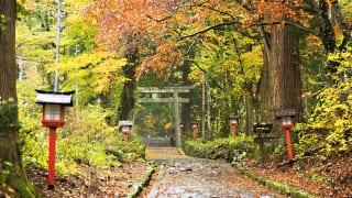 大神山神社 奥宮2