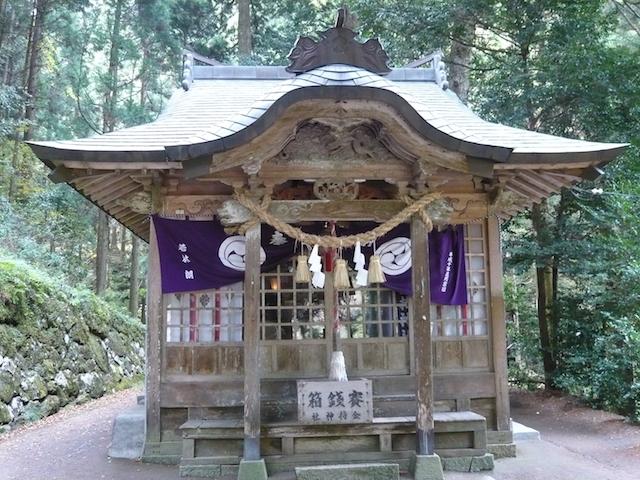 金持神社1
