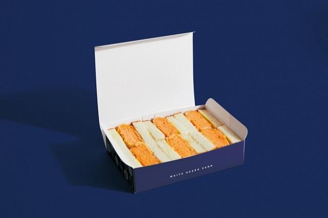 """""""高級だし食パン""""を使用!だし巻揚げサンド専門店が大阪・なんばCITYにオープン"""