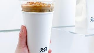 韓国で人気のタルゴナミルクティーのお店「Cha aoyama」がオープン!