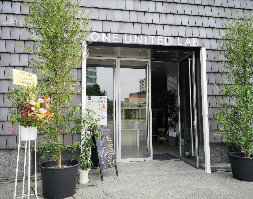 ONE CAFÉ! 店舗外観