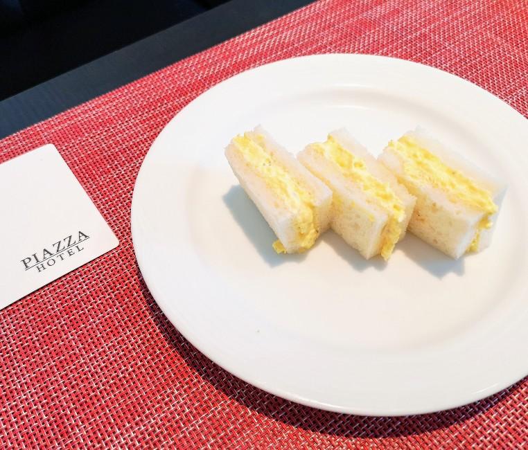 レストラン La Festa 本日のサンドイッチ