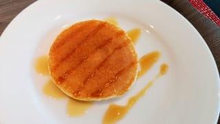 レストラン La Festa デザートパンケーキ