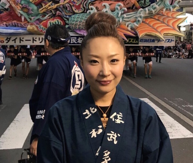 北村麻子氏