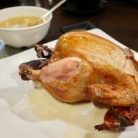 ロースト鶏肉丸ごと一匹