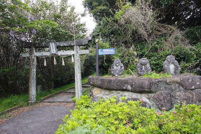 男嶽神社(壱岐市)1