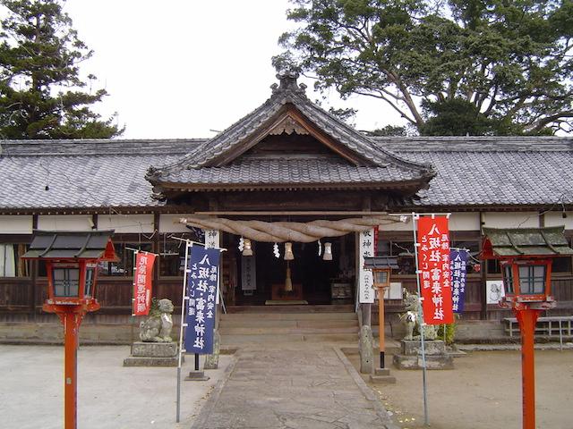 富来神社(国東市)1