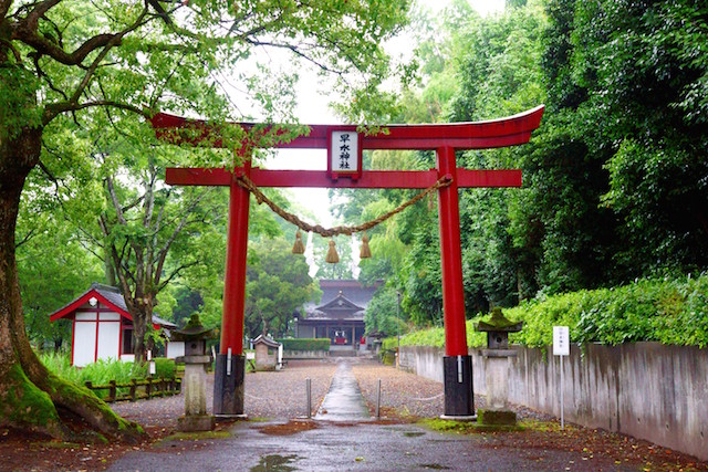 早水神社(都城市)1