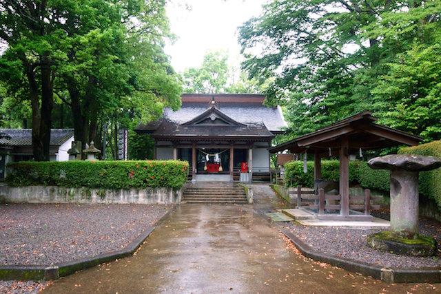 早水神社(都城市)2