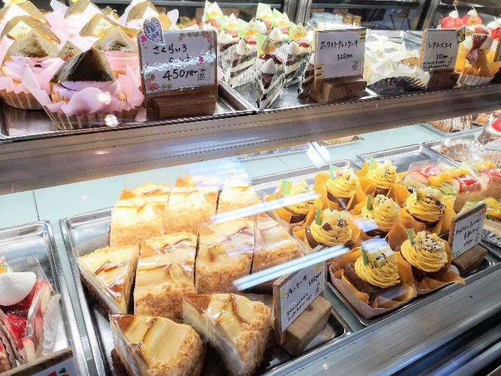 旬作菓子工房木風 ケーキ